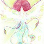 Phoenix Sun Art Print