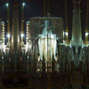Photography Lights N Shades Sagrada Temple Download For Personal Commercial Projects Bulk Printing Art Print