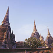 Phra Si Sanphet Art Print