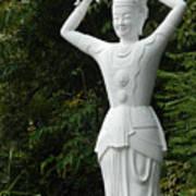 Phu My Statues 3 Art Print