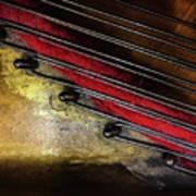 Piano Wire II Art Print