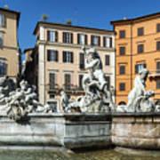 Piazza Navona Art Print