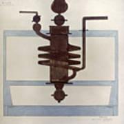 Picabia: Paroxyme, 1915 Art Print