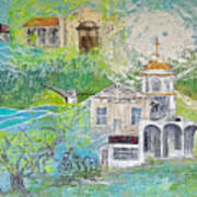 Picture City Art Print