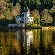 Picturesque Grundlsee Art Print