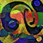 Piece By Piece Art Print