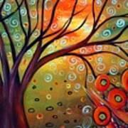 Piece Of Eden Art Print