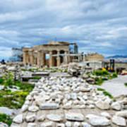 Acropolis - Pieces Of The Puzzle Art Print