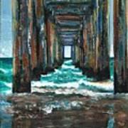Pier One Art Print