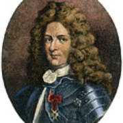 Pierre Lemoyne, 1661-1706 Art Print