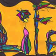 Pillar Of Life Art Print