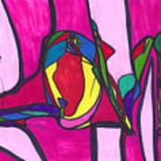 Pillar Of Love Art Print
