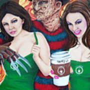 Pimp Freddy Art Print