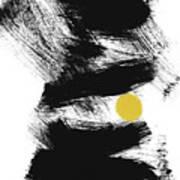Pinball- Art By Linda Woods Art Print