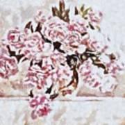 Pink And Beautiful Art Print