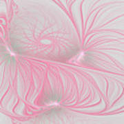 Pink Anyone Art Print