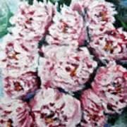 Pink Beauties Art Print