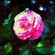 Pink Camille,nishishinjuku Art Print