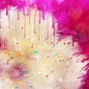 Pink Celebration Art Print