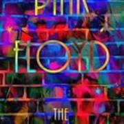 Pink Floyd The Wall Art Print