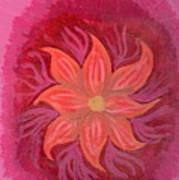 Pink Fusion Art Print
