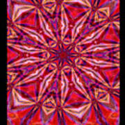 Pink Parfait Art Print