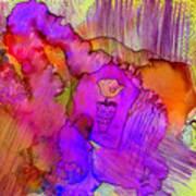 Pink Petals I Art Print