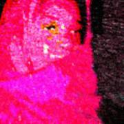 Pink Survivor Art Print