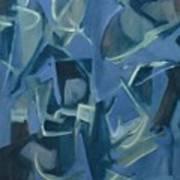 Pinturas Antonio-10 Art Print