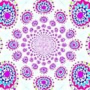 Pinwheel Pop Art Print