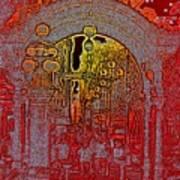 Pioneer Square Pergola 2 Art Print