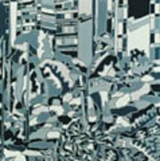 Pioner Square Art Print