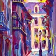 Pirates Alley New Orleans Art Print