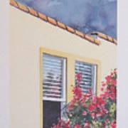 Pismo Cottage Art Print
