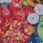 Pitahaya Art Print