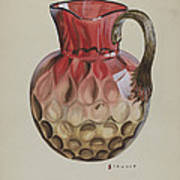 Pitcher Art Print