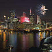 Pittsburgh 3 Art Print