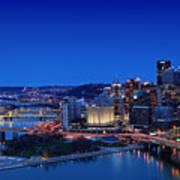 Pittsburgh Art Print