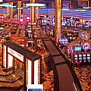 Planet Hollywood Casino Art Print