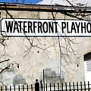 Playhouse Art Print
