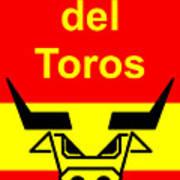 Plaza Del Toros Art Print