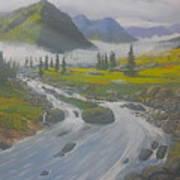 Pleasant Valley Art Print