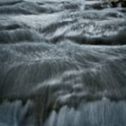 Plitvice Cascades #2 Art Print