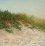 Point Judith Dunes Art Print