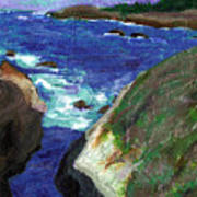 Point Lobos Art Print