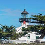 Point Pinos Lighthouse Art Print