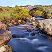 Poisoned Glen Bridge Art Print