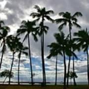 Poka'i Bay, Waianae, Hawaii  Art Print