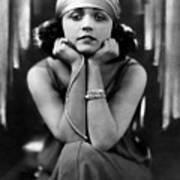 Pola Negri, Ca. Early 1920s Art Print