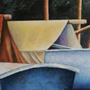 Poles Art Print